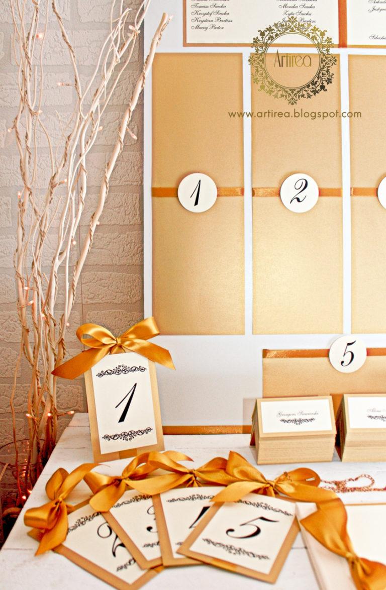 elegancki klasyczny plan usadzeni gości table plan artirea